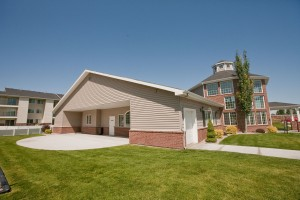 Rexburg ID Apartments with Barbeques and picnic tables