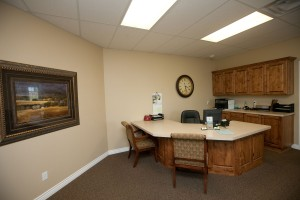 On-site management offices