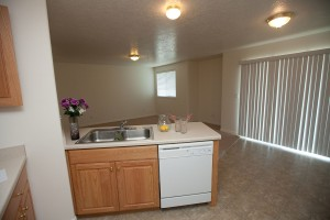 Rexburg ID Apartments with Whirlpool dishwasher