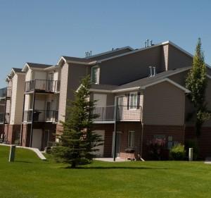 Rexburg ID Apartments with Patio