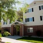 Rexburg ID Apartments with Sidewalks