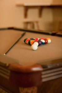 Rexburg ID Apartments with billiards room