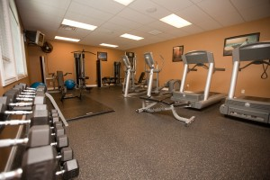 Rexburg ID Apartments with fitness center