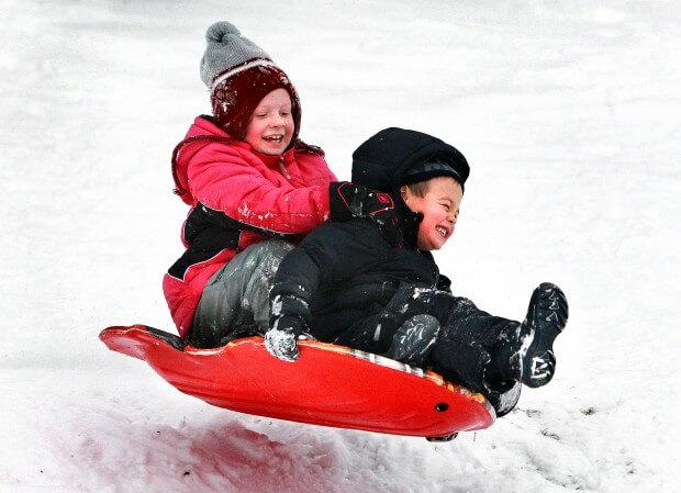 fun things in snow