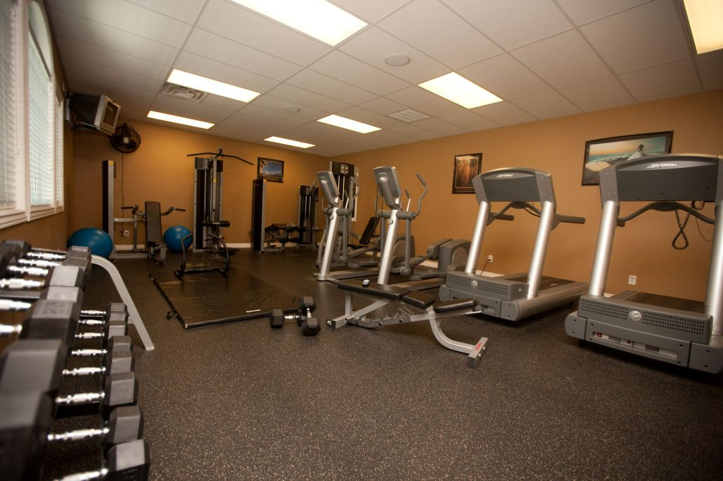 fitness center - the village