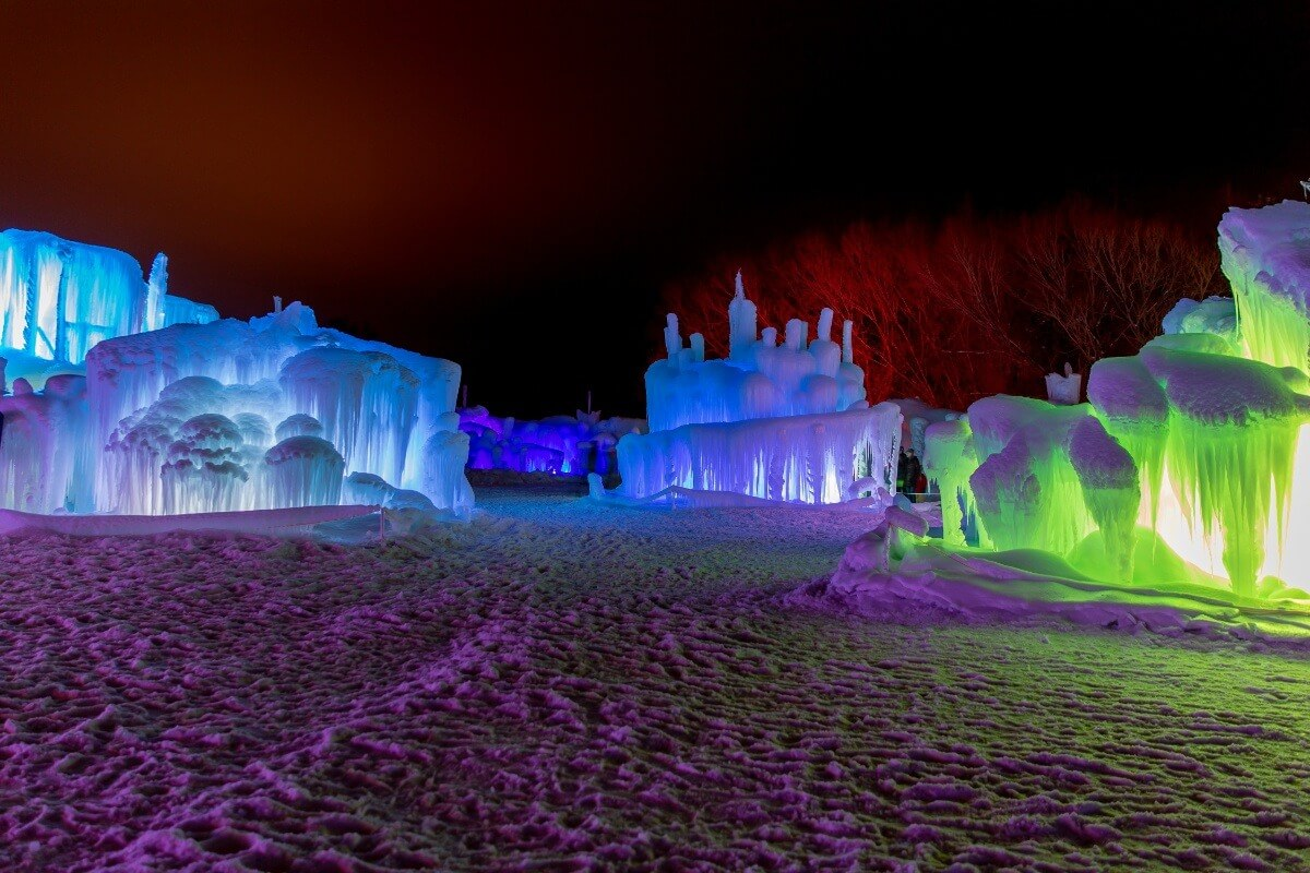 Avoid Ever Being Bored Again In Rexburg - LaBelle Lake Ice Palace