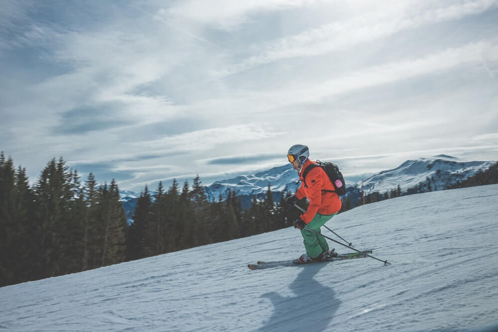 Avoid Ever Being Bored Again In Rexburg - Skiing